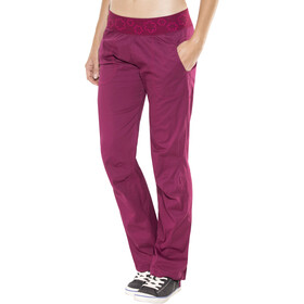 Ocun Pantera Pants Women beet red